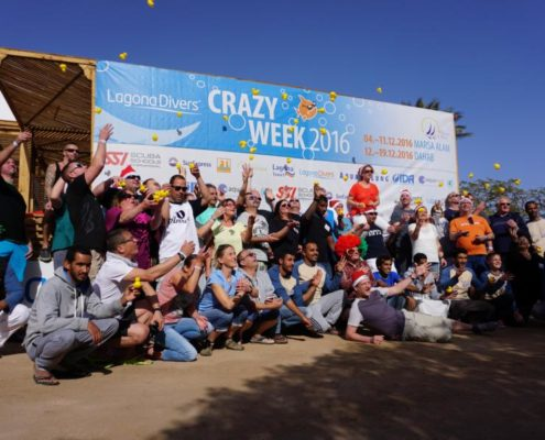 Gruppenbild LD - Crazy Week 2016